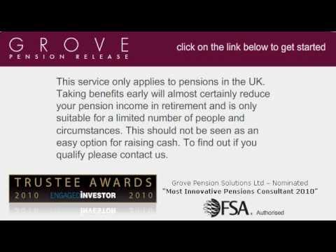 UK Private and Personal Pension Unlocking - UK Pension Unlocking