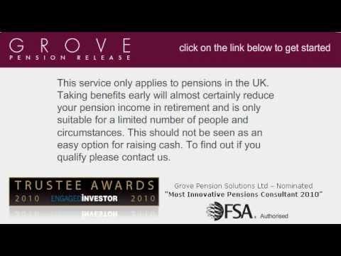 UK Private and Personal Pension Unlocking - UK Pension Unlocking