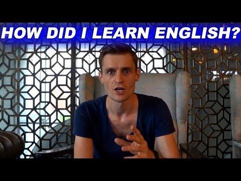 Job in Dubai: How did I learn English?