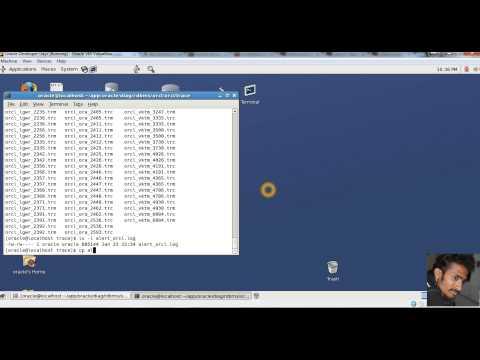 Lost prameter file in oracle database