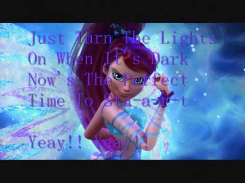 winx club power to change the world full song (lyr
