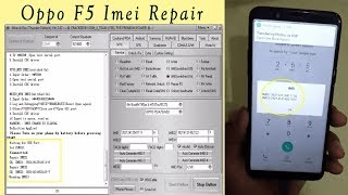 How To OPPO A71 And F5 IMEI Repair MRT Dongle V2 16 - PakVim