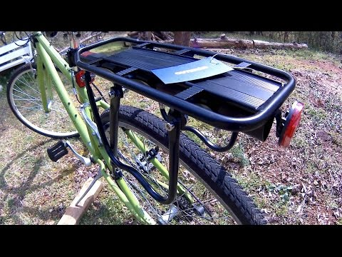 OUTERDO Bike Carrier Rack Review and How to