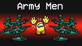 ARMY MEN Mod in Among Us...