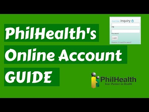 Philhealth's Online Account Guide
