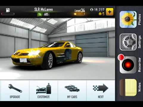 How to get free gas refill in csr racing