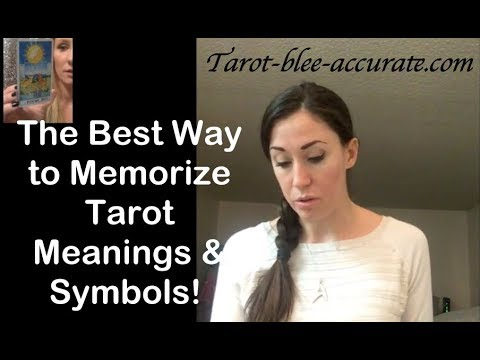 The BEST way to learn tarot! Card meanings, spreads, interpretations & symbolism