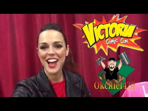 Power Ranger Shout Out At Victoria, TX Comic Con - Okchief420