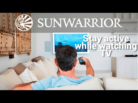 Stay Active While Watching TV | Tim McComsey