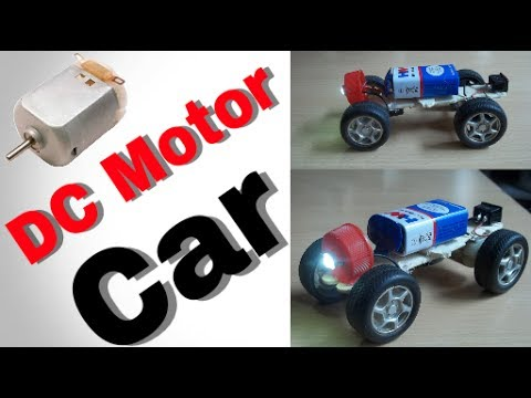 How to Make a RC Car at Home Easy (With Headlight)|Easy Life Hack!