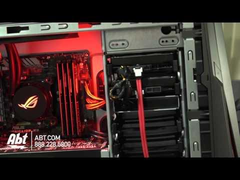 ASUS ROG GT51 Gaming Desktop - Abt CES 2016