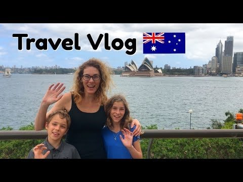Australia Adventures with Kids   The Great Barrier Reef and Sydney