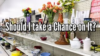 I Filled a Basket Today! Thrifting with Me at Goodwill+My Home Décor Thrift Haul! October 2021