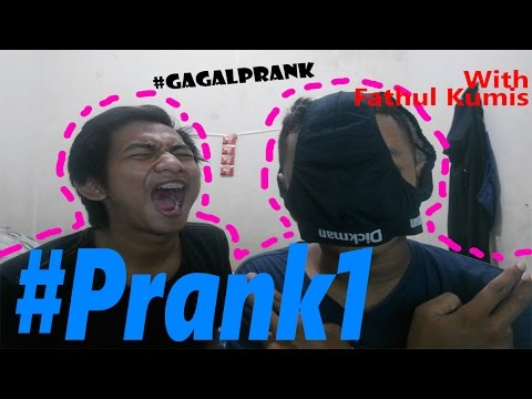 #Prank (Gangguin orang lewat VideoCall) feat. Fathul Kumis