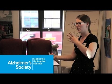 Lisa's story - Carer Information and Support Programme - Alzheimer's Society