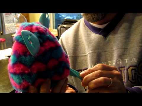 How to make Furby Boom Sleep
