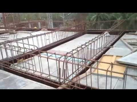 Rebar Installation of BEAM AND SLAB | Reinforcement steel bars for BEAM AND SLAB