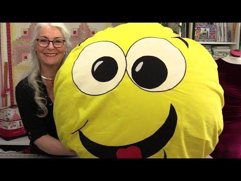Emoji Super Size Pillow