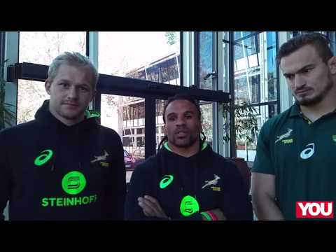 Springbok sevens return to SA after being crowned world champions!