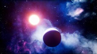 10 Hours | Full Motion Ambient Space Music: Harmonies in Space, Depression Relief, Ease Anxiety