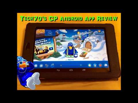 Club Penguin Android App: Review