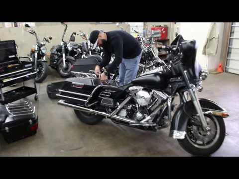 FAIL Harley Davidson tour pack removal: srkcycles.com