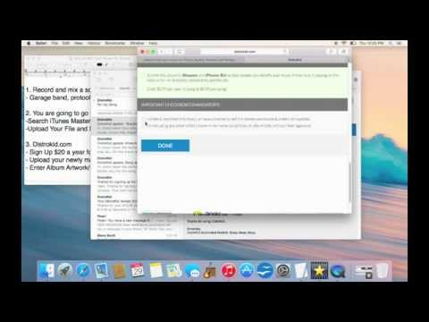 How To Sell Your Music On iTunes in 3 Easy Steps (Video)