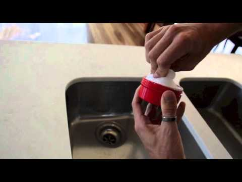 Franke Clean & Care: Twister