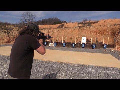 Reid Shoots the Valor Ridge Rifle Standards
