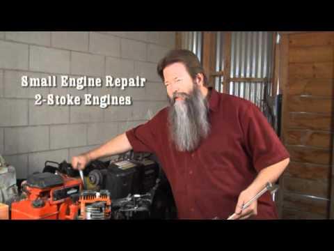 Small Engine Repair Class