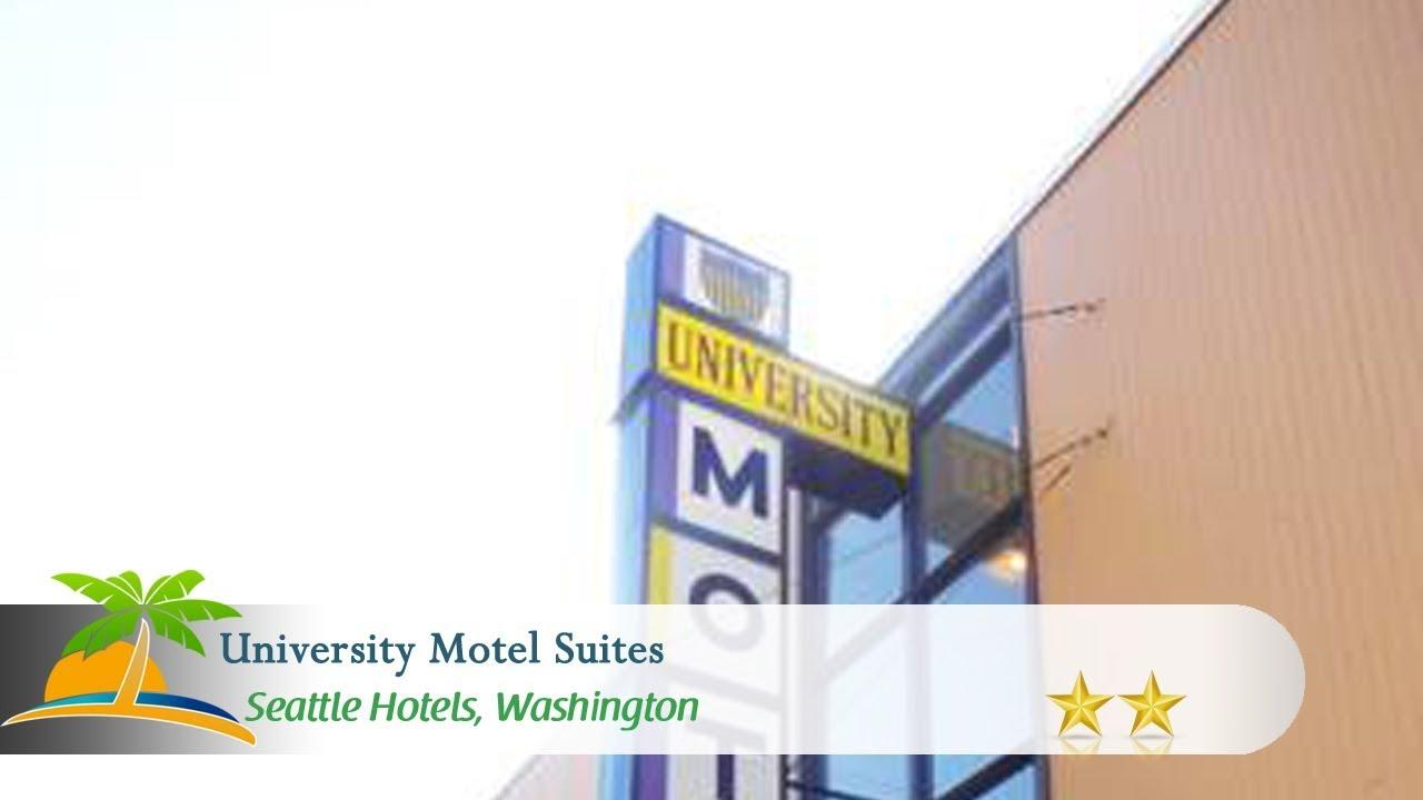 University Motel Suites - Seattle Hotels, Washington