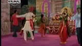 Parvatichya bala (Ganpati song)