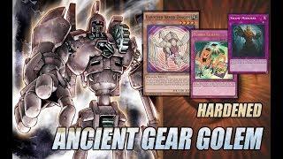 ULTIMATE ANCIENT GEAR GOLEM ! - YuGiOh Duel Links PvP Fun