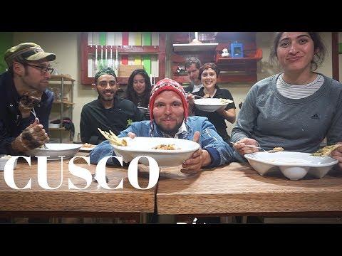 VEGAN AROUND THE WORLD: CUSCO, PERU | THE RAW BOY TRAVELS