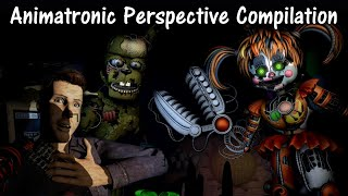FNAF/SFM] FNAF 6 Springtrap Office Jumpscare - view from animatronic