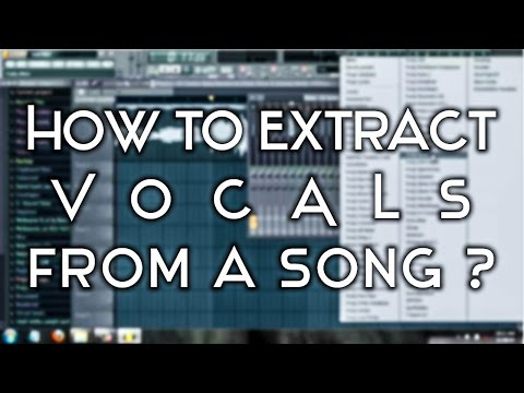 How To Remove Instruments From A Song Using EXTRA BOY Vst - FL Studio Lessons
