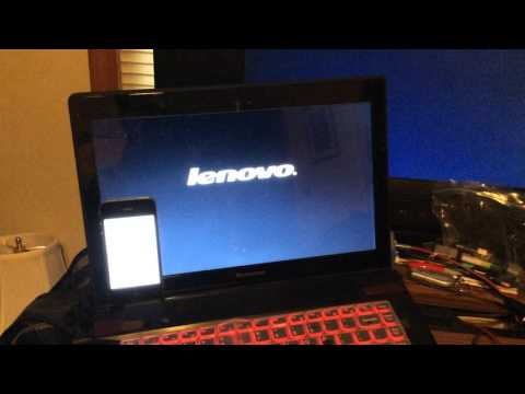 Lenovo Laptop SSD Boot Startup Fast