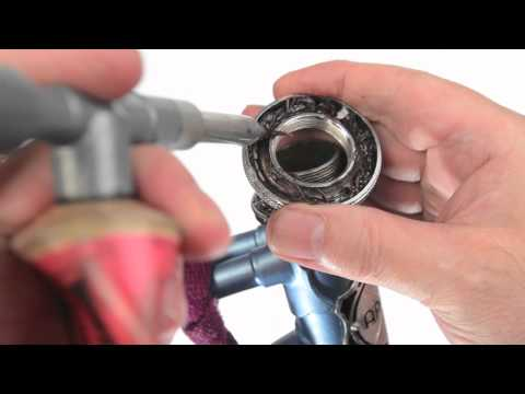 Servicing Threaded Headsets