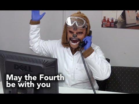 May the Fourth, 2018 || Flinn Scientific