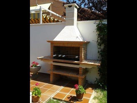 Outdoor brick barbecue- Catalogue online Outdoor brick barbecue