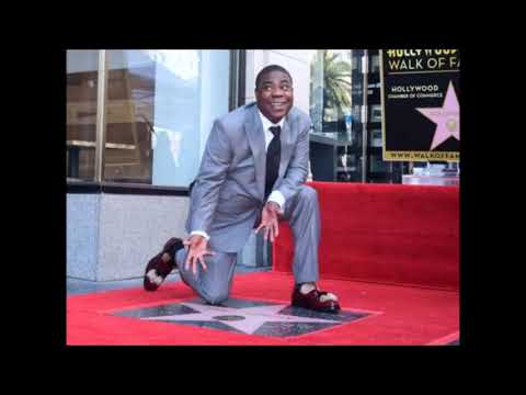 Tracy Morgan Receives Star On Hollywood Walk Of Fame