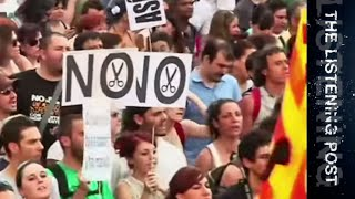 The Listening Post - Tertulias: Talking heads on Spain