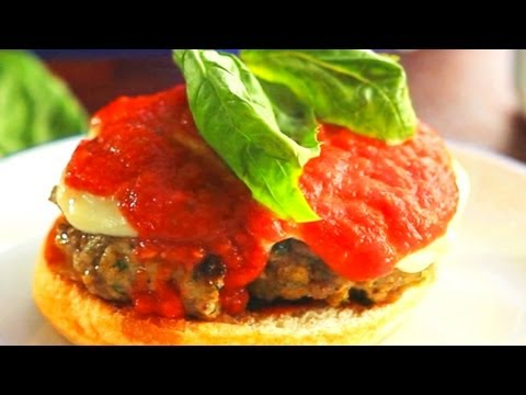 How to Make A Meatball Burger