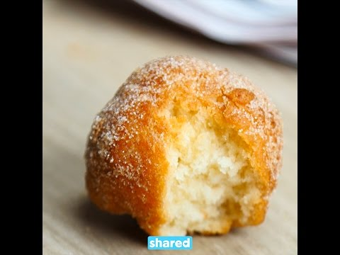 Fried Donut Holes