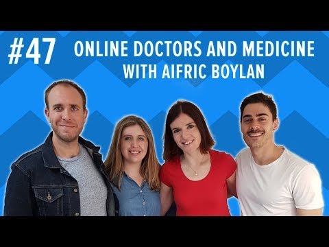 Money Podcast #47: How online doctors work with Aifric Boylan