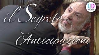 Anticipazioni Il Segreto, puntate 15-19 Gennaio 2018. Arriva il temuto padre di Cristobal!