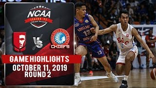 EAC Vs AU October 11 2019 Game Highlights NCAA 95 MB