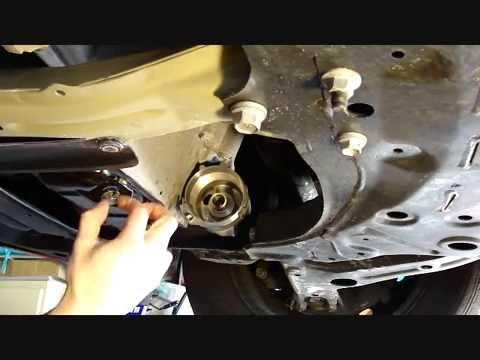 Oil Change Procedure For The 2014 Toyota Corolla