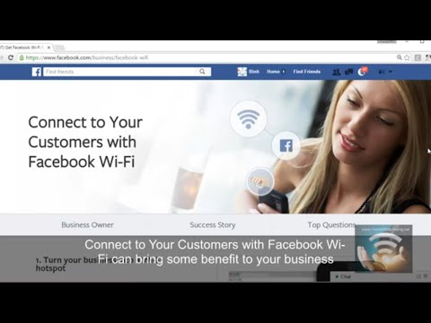 Configure Facebook WiFi Check-in for Business on D-Link AC1750 router (DIR-865L)