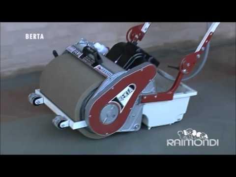 Raimondi Berta Electric Grout Clean up Machine